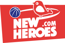Samenwerking New Heroes Basketball