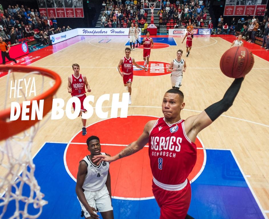 Met korting naar Heroes Den Bosch